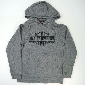 Harley Davidson Hoodie Pullover Soft Sweatshirt XL